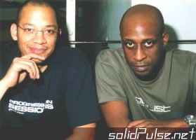 LTJ Bukem and MC Conrad
