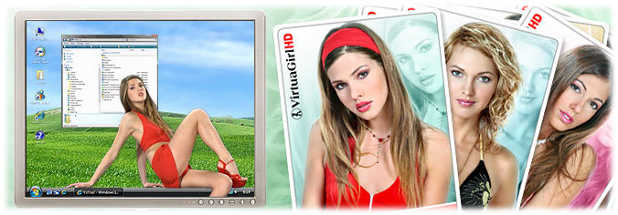 VirtuaGirls, www.virtuagirl.com , VGHD, desktop stripers, DesktopBabes